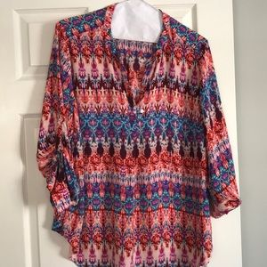 Tops - Colorful blouse!